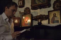 Как войти в молитву Господню. Протопресвитер Александр Шмеман (+Аудио)