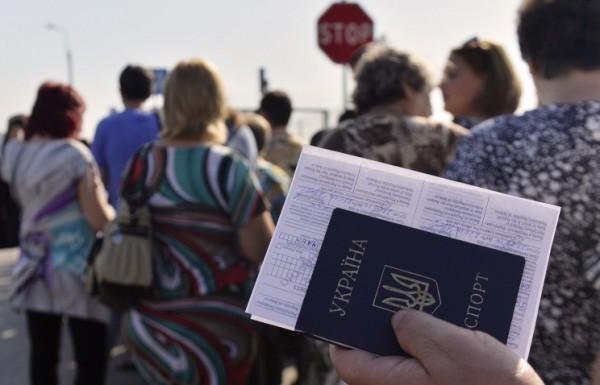 Почти 36 тысяч украинских беженцев остаются в пунктах временного размещения в России