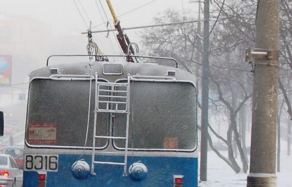 Водитель троллейбуса в Новосибирске приняла роды у пассажирки