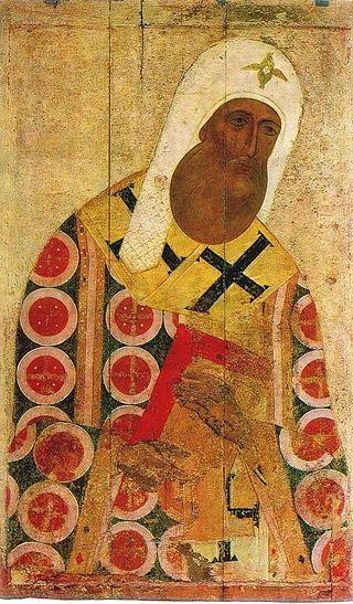 Святитель Петр Киевский