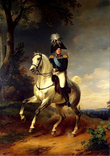 Александр I в 1812
