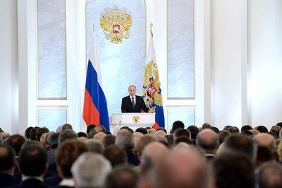 Президент России призвал исключить дискриминацию негосударственного сектора в социальной сфере