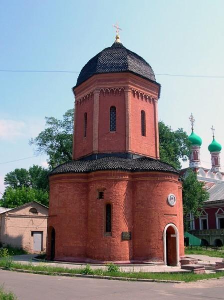 Собор святителя Петра в Высоко-Петровском монастыре