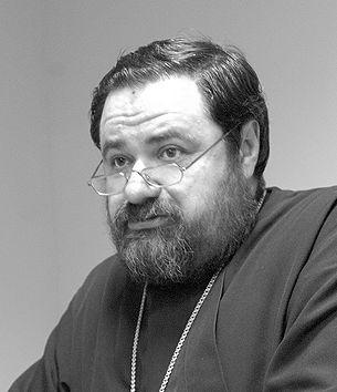 """Протоиерей Георгий Митрофанов. Фото ИА """"Вода живая"""""""