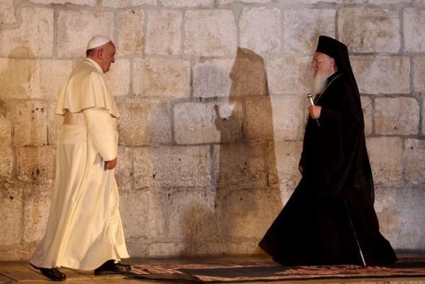 «Мы не можем ждать!», или Папа в гостях у Патриарха