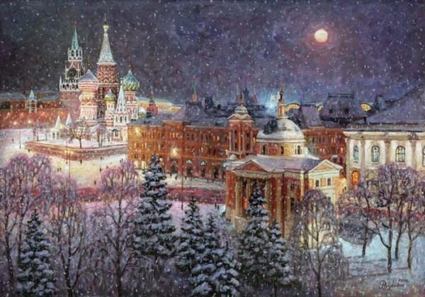 В новогодние каникулы вход в музеи Москвы будет бесплатным