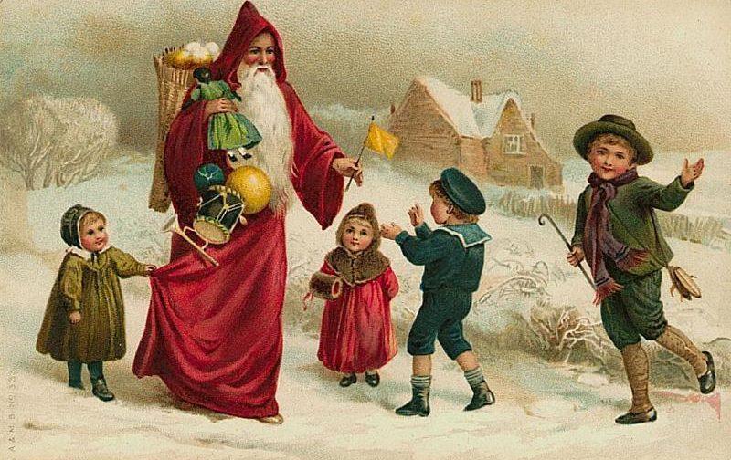Хотите сделать подарок святителю Николаю?