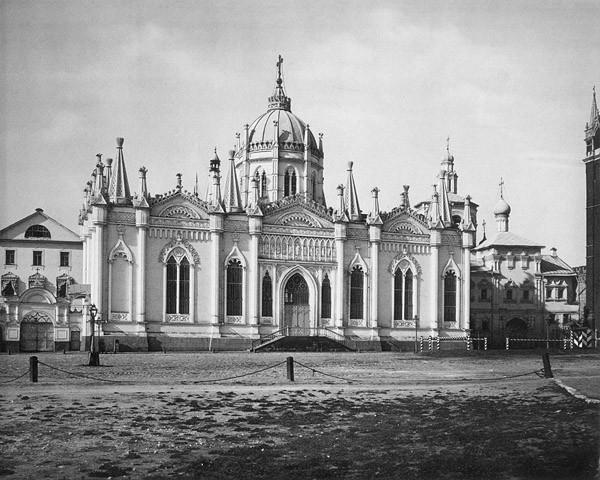 Музеи Московского Кремля откроют экспозицию, посвященную Вознесенскому монастырю