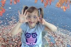 Год из жизни Полины – о девочке, которую успели удочерить американцы