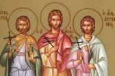 Церковь отмечает память Святых мучеников Антинойских
