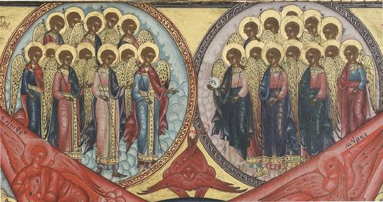 Иконография ангелов – Лекция Ольги Лисицыной (+Видео)