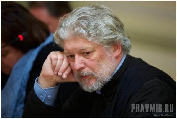 Протоиерей Алексий Уминский: Год раздора и несогласия