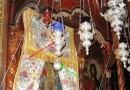 На Афоне похищена драгоценная лампада