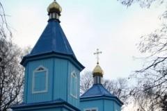 На Западной Украине ограблен и осквернен храм