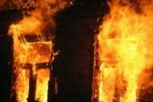 В Пермском крае полицейский вынес пожилую женщину из огня