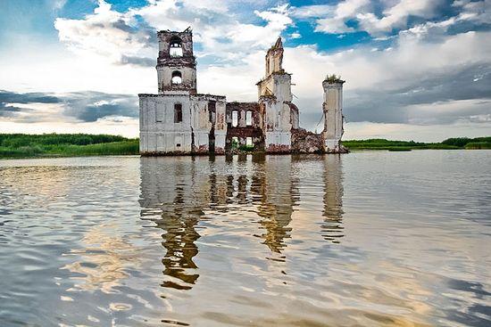 Анор – восстановление храма