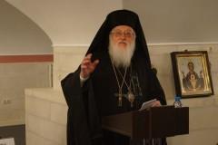 Митрополит Диоклийский Каллист: Если ты молишься, то ты богослов