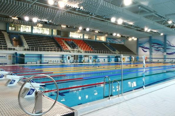 В Казани пройдут соревнования по плаванию для детей-инвалидов
