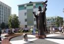 Одна из улиц в Белгороде названа в честь преподобного Сергия Радонежского
