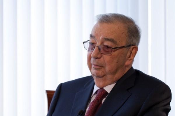 Евгений Примаков стал лауреатом премии фонда Андрея Первозванного