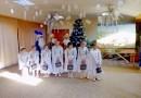 Воспитанницы приюта при монастыре получили подарки от президента