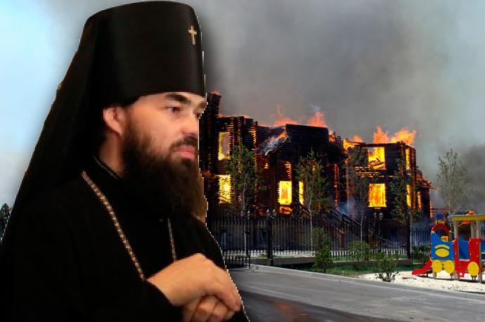 Почему христиане друг в друга стреляют и о чем допрашивают на блок-посту  — архиепископ Горловский Митрофан