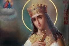 Церковь чтит память святой великомученицы Екатерины