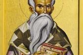 Слово о тайноводстве Святого Духа