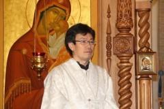 В Хабаровской епархии совершена диаконская хиротония студента из Гонконга