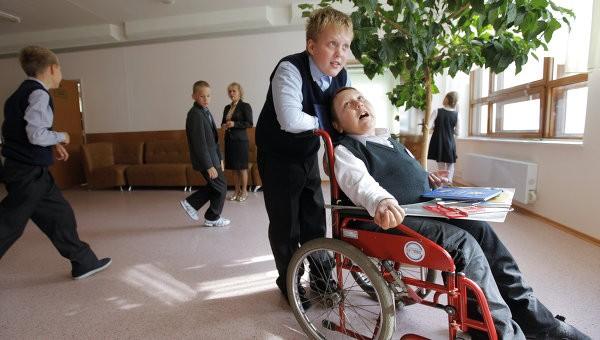 Известная певица предложила проводить семинары по пониманию инвалидности