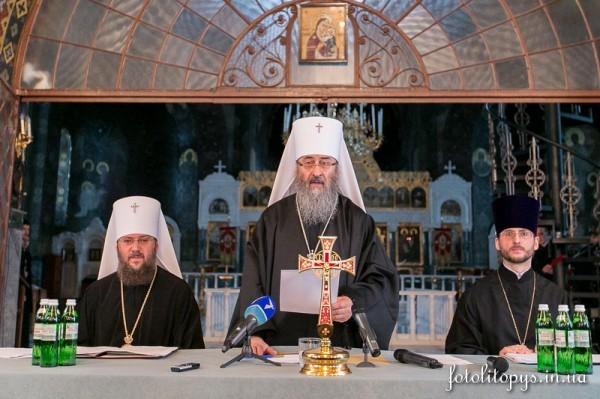 Митрополит Онуфрий призвал священников к осторожности в социальных сетях