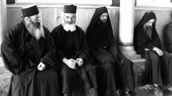 Рождение монашества