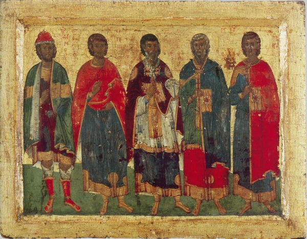 Церковь отмечает память мучеников Севастийских
