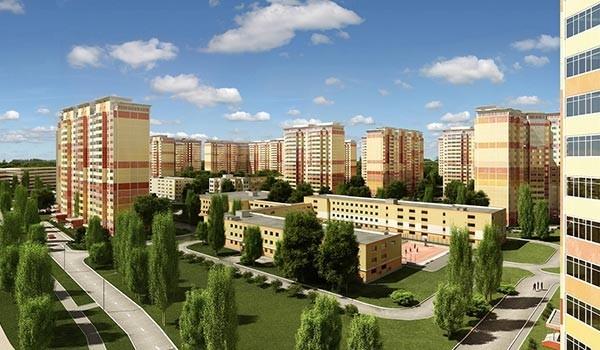 В столице началось строительство двух домов для обманутых дольщиков