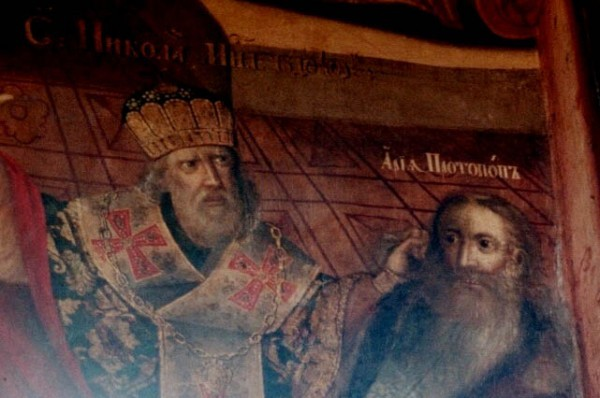 О заушении Ария и «гопническом православии»