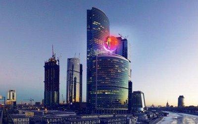 """Инсталляция """"Око Саурона"""" не появится над Москвой"""