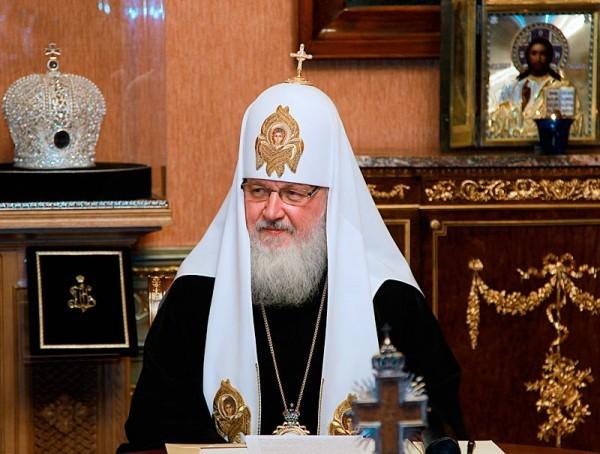 Патриарх Кирилл призвал русских и американских христиан объединить миротворческий потенциал