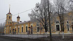 Святейший Патриарх Кирилл освятит бывший полковой храм в честь преподобного Сергия Радонежского в Царском Селе