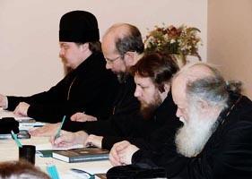 """Круглый стол """"Подготовка ко святому причащению"""""""