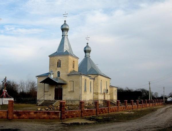 На западе Украины вновь ограблен православный храм
