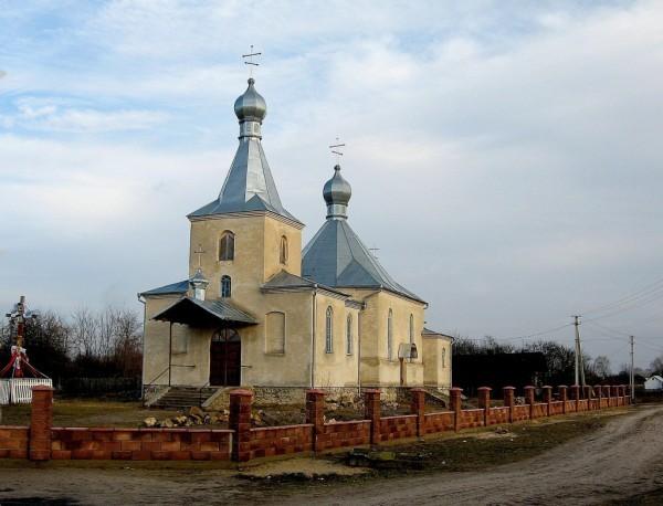За десять дней в Сарненской епархии ограблено три храма