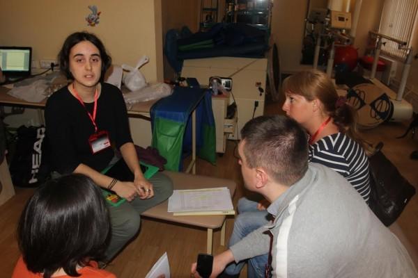 Священник принял участие в первой в России клинике для детей с редким заболеванием СМА