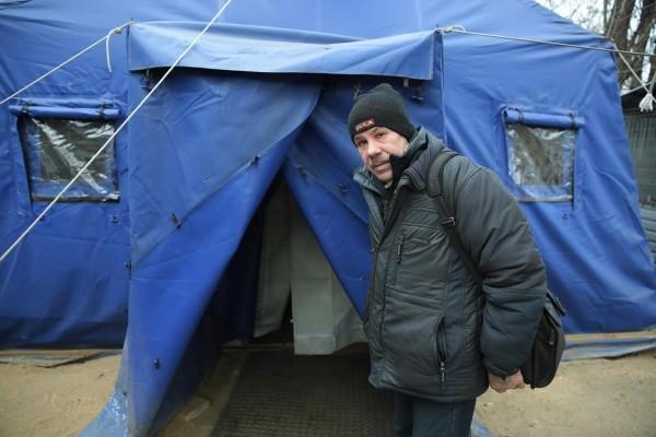 В Москве пройдет Рождественская елка для бездомных