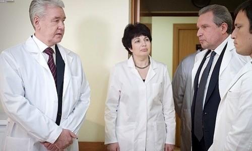 Сергей Собянин призвал врачей не бояться сокращений