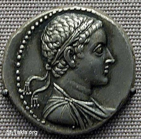 Египетский царь птоломей - лента в волосах