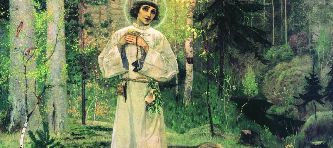 Хвалебный гимн Лавре преподобного Сергия