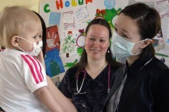 О детской трансплантации, родителях-донорах и актрисе Дарье Мороз