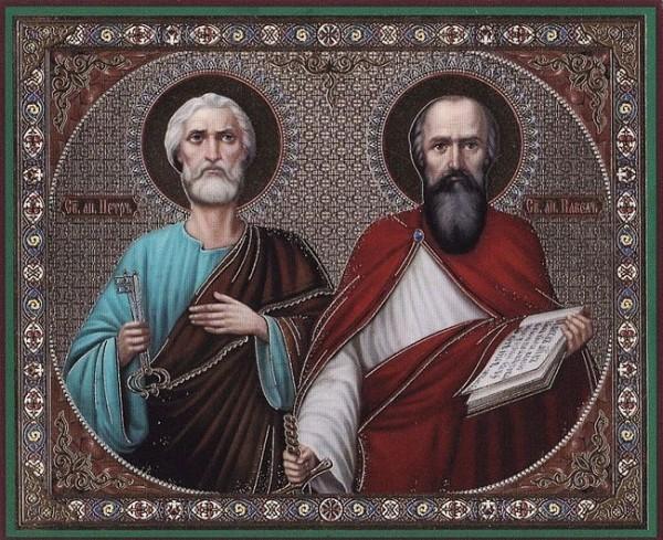 Из московского храма похитили медальон с мощами апостолов Петра и Павла