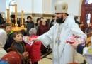 Архиепископ Горловский Митрофан: Рождество и война