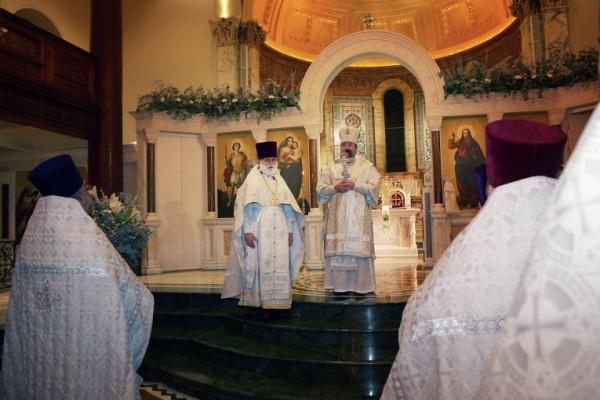 В Лондоне открылся после ремонта храм, где служил митрополит Сурожский Антоний
